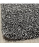 RugStudio presents Safavieh California Shag Sg151-8484 Dark Grey Area Rug