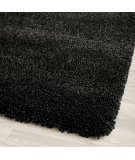 RugStudio presents Safavieh California Shag Sg151-9090 Black Area Rug