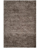 RugStudio presents Safavieh Shag Sg165-2525 Brown - Brown Machine Woven, Good Quality Area Rug