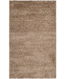 RugStudio presents Safavieh Milan Shag Sg180-1414 Dark Beige Area Rug