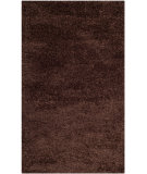 RugStudio presents Safavieh Milan Shag Sg180-2525 Brown Area Rug