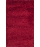 RugStudio presents Safavieh Milan Shag Sg180-4040 Red Area Rug
