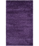 RugStudio presents Safavieh Milan Shag Sg180-7373 Purple Area Rug