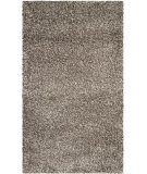 RugStudio presents Safavieh Milan Shag Sg180-8080 Grey Area Rug