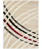 RugStudio presents Safavieh Miami Shag Sg359-1391 Beige / Multi Area Rug