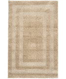 RugStudio presents Safavieh Florida Shag Sg454-1313 Beige Area Rug