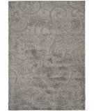 RugStudio presents Safavieh Florida Shag Sg455-8013 Grey / Beige Area Rug