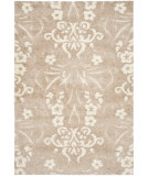 RugStudio presents Safavieh Florida Shag Sg457-1311 Beige / Cream Area Rug