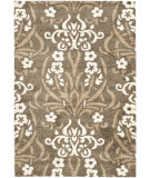 RugStudio presents Safavieh Florida Shag Sg457-7913 Smoke / Beige Area Rug