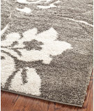 RugStudio presents Safavieh Florida Shag Sg458-7913 Smoke / Beige Area Rug