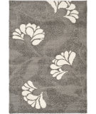 RugStudio presents Safavieh Florida Shag Sg459-8013 Grey / Beige Area Rug