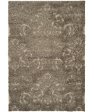 RugStudio presents Safavieh Florida Shag Sg460-7913 Smoke / Beige Area Rug