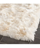 RugStudio presents Safavieh Paris Shag Sg511-1212 Ivory Area Rug