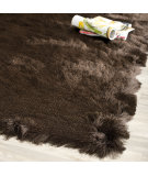 RugStudio presents Safavieh Paris Shag Sg511-2727 Chocolate Area Rug