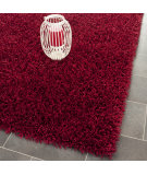 RugStudio presents Safavieh Shag Sg851r Red Hand-Tufted, Better Quality Area Rug
