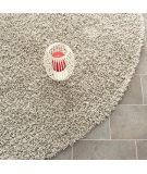 RugStudio presents Safavieh Shag Sg851s Silver Hand-Tufted, Better Quality Area Rug