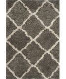 RugStudio presents Safavieh Belize Shag Sgb489g Grey - Taupe Area Rug