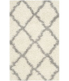 RugStudio presents Safavieh Dallas Shag Sgd257f Ivory - Grey Area Rug