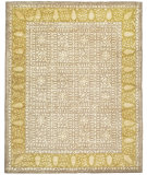 RugStudio presents Safavieh Silk Road Skr214a Beige / Light Gold Hand-Tufted, Best Quality Area Rug