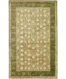 RugStudio presents Safavieh Silk Road Skr212a Ivory / Sage Hand-Tufted, Best Quality Area Rug