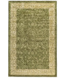 RugStudio presents Rugstudio Sample Sale 61153R Spruce / Ivory Hand-Tufted, Best Quality Area Rug