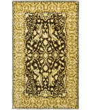 RugStudio presents Safavieh Silk Road Skr213f Brown / Ivory Hand-Tufted, Best Quality Area Rug