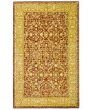 RugStudio presents Safavieh Silk Road Skr213g Maroon / Ivory Hand-Tufted, Best Quality Area Rug