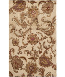 RugStudio presents Safavieh Soho SOH155A Ivory / Gold Hand-Tufted, Good Quality Area Rug