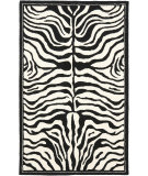 RugStudio presents Safavieh Soho Soh161a Ivory / Black Hand-Tufted, Better Quality Area Rug