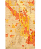 RugStudio presents Safavieh Soho Soh216a Beige / Multi Hand-Tufted, Better Quality Area Rug