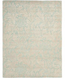 RugStudio presents Safavieh Soho SOH255A Light Blue / Beige Hand-Tufted, Good Quality Area Rug