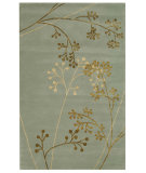 RugStudio presents Safavieh Soho Soh305a Light Blue Hand-Tufted, Best Quality Area Rug