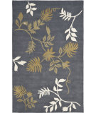 RugStudio presents Safavieh Soho Soh313c Dark Grey Hand-Tufted, Better Quality Area Rug