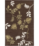 RugStudio presents Safavieh Soho Soh313d Brown Hand-Tufted, Better Quality Area Rug