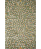 RugStudio presents Safavieh Soho SOH382A Blue / Ivory Hand-Tufted, Good Quality Area Rug