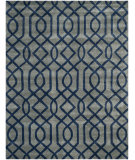 RugStudio presents Safavieh Soho SOH411A Grey / Dark Blue Area Rug