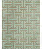RugStudio presents Safavieh Soho SOH413A Light Blue / Multi Hand-Tufted, Good Quality Area Rug