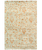 RugStudio presents Safavieh Soho Soh418c Light Green / Rust Hand-Tufted, Best Quality Area Rug