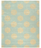 RugStudio presents Safavieh Soho Soh424a Turquoise Hand-Tufted, Best Quality Area Rug
