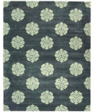 RugStudio presents Safavieh Soho Soh424b Blue Hand-Tufted, Best Quality Area Rug