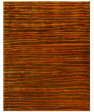 RugStudio presents Safavieh Soho Soh426c Brown / Rust Hand-Tufted, Best Quality Area Rug