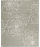 RugStudio presents Safavieh Soho SOH712K Grey / Ivory Hand-Tufted, Good Quality Area Rug