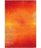 RugStudio presents Safavieh Soho Soh712r Rust / Multi Hand-Tufted, Better Quality Area Rug