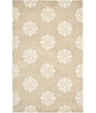 RugStudio presents Safavieh Soho SOH724B Beige / Ivory Hand-Tufted, Good Quality Area Rug