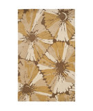 RugStudio presents Safavieh Soho Soh729b Brown / Ivory Hand-Tufted, Better Quality Area Rug