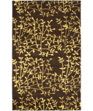 RugStudio presents Safavieh Soho Soh733c Brown / Multi Hand-Tufted, Good Quality Area Rug