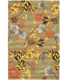 RugStudio presents Safavieh Soho Soh736a Brown / Multi Hand-Tufted, Good Quality Area Rug