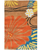 RugStudio presents Safavieh Soho Soh738a Brown / Multi Hand-Tufted, Good Quality Area Rug