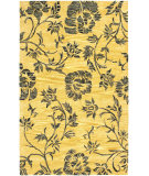 RugStudio presents Safavieh Soho Soh742a Gold / Black Hand-Tufted, Good Quality Area Rug