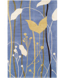 RugStudio presents Safavieh Soho Soh746c Blue / Multi Hand-Tufted, Better Quality Area Rug